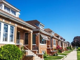 chicago style bungalows
